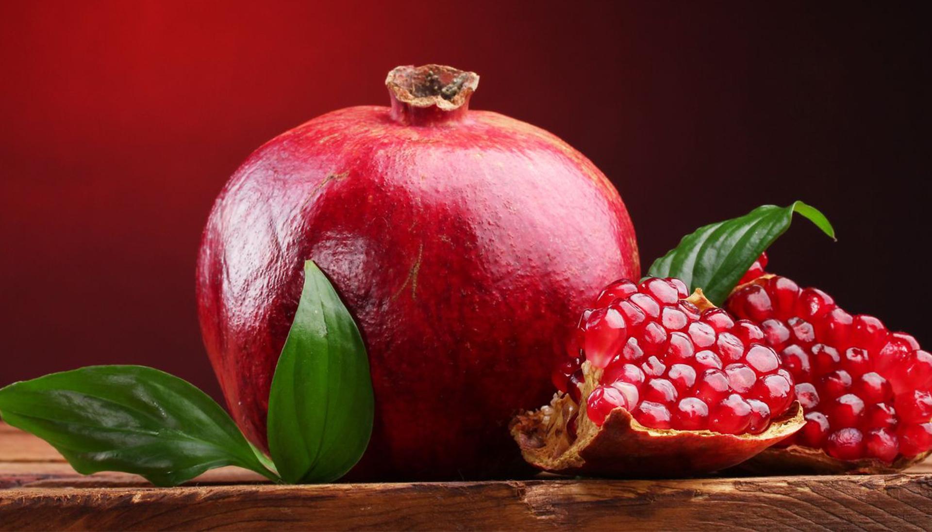 Beauty Food Teil 2 – Granatapfel