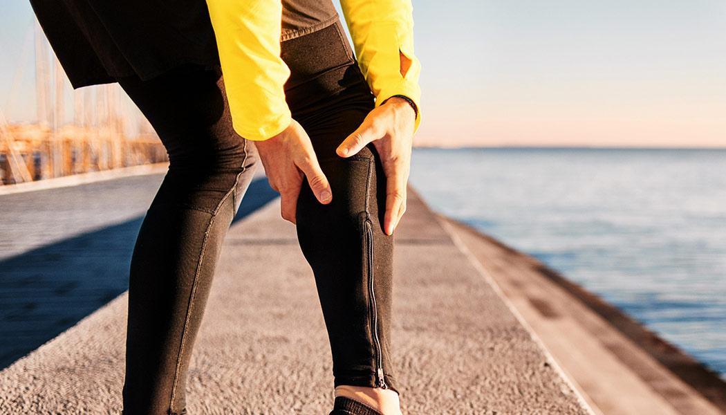Muskelschmerzen durch Übersäuerung