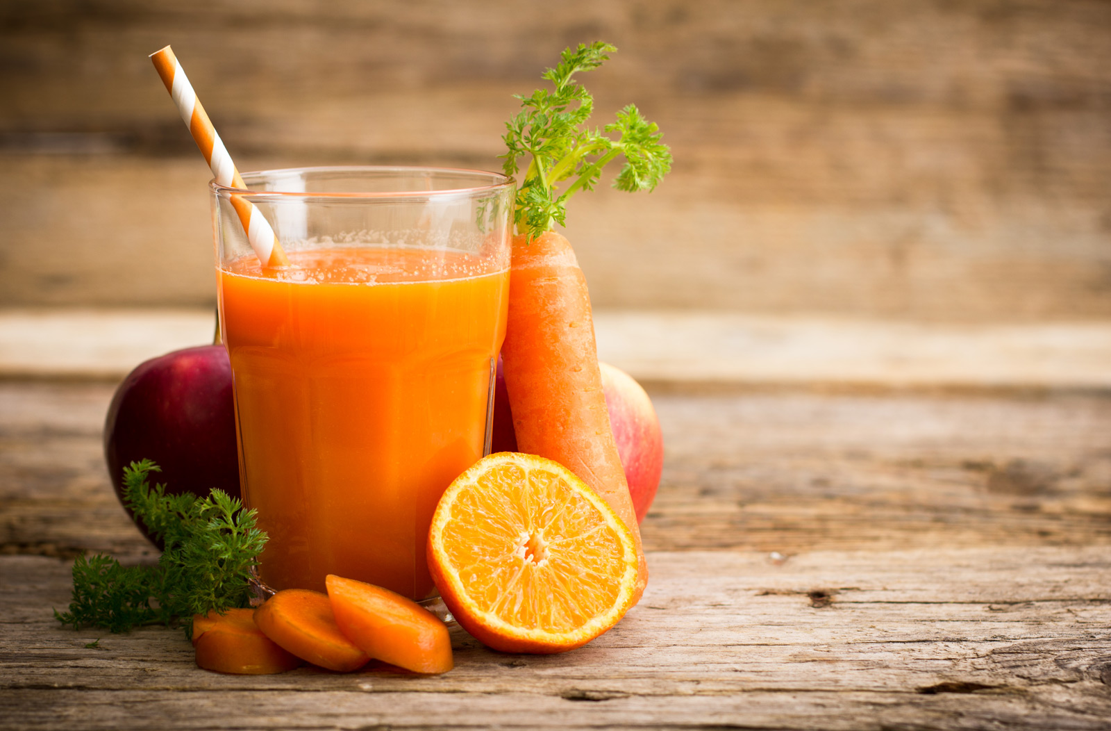 Basische Getränke und Fruchtsäfte – auf dem tri.balance Magazin