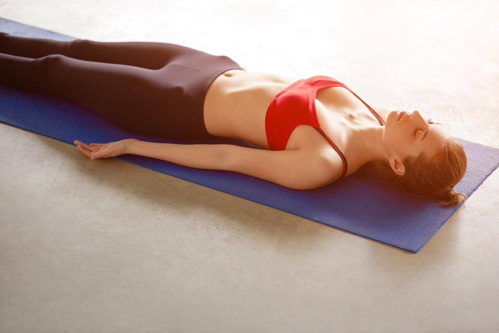 tri.balance Entspannungstechniken für mehr Wohlbefinden – Progressive Muskelentspannung