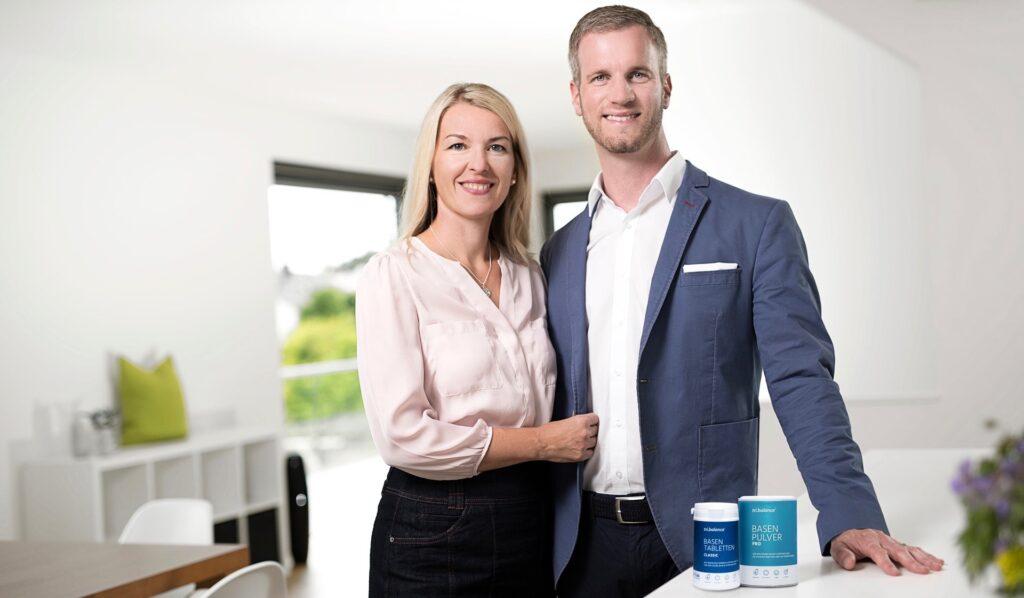 Daniela und Jürgen Schrecker von tri.balance