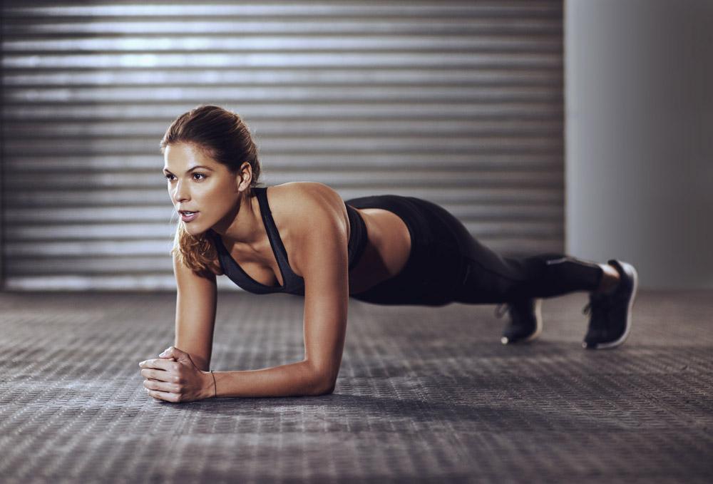 tri.balance, Säure-Basen-Haushalt, Bauchmuskeltraining, Plank, Workout