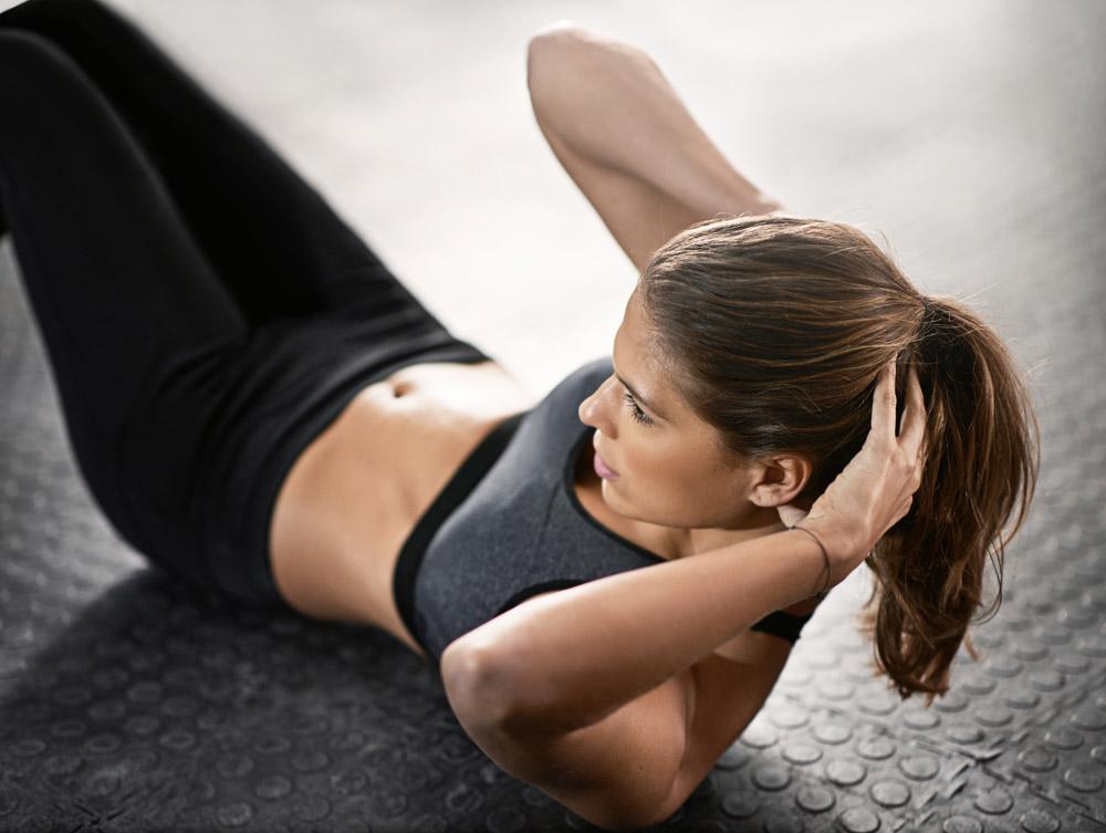 tri.balance, Säure-Basen-Haushalt, Bauchmuskeltraining, schräge Sit-ups