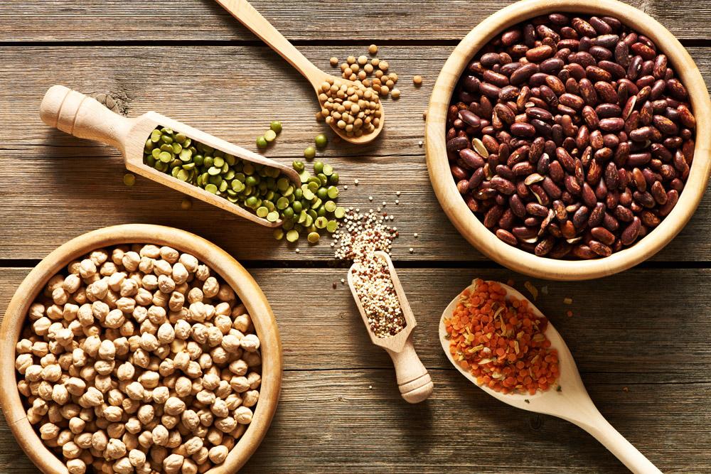 tri.balance, Säure-Basen-Haushalt, basische Schlankmacher, Hülsenfrüchte