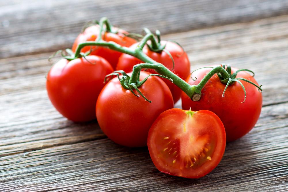 tri.balance, Säure-Basen-Haushalt, basische Schlankmacher, abnehmen, Tomaten