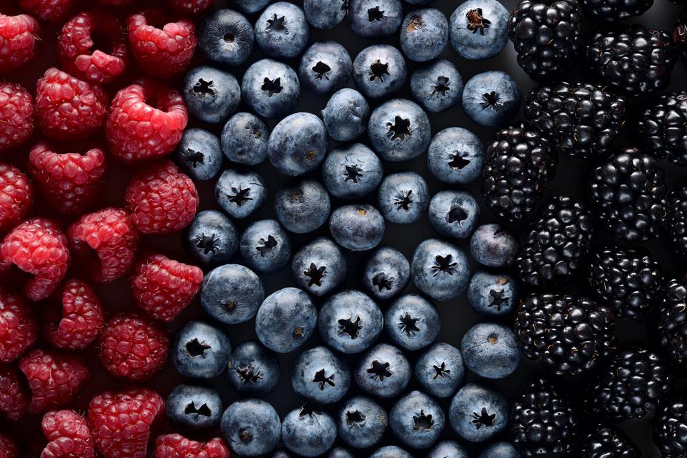 tri.balance Brainfood, basisch, Konzentrationssnack, Nüsse, Beeren gesund, Beeren basisch, Nervennahrung