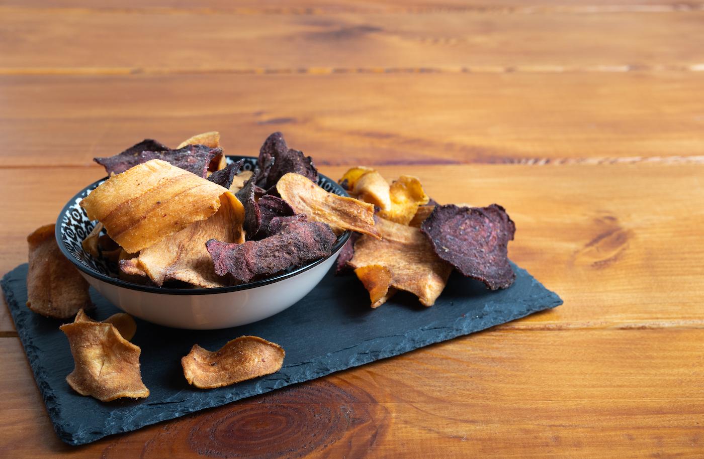 Rezepttipp: Basische Pastinaken-Chips