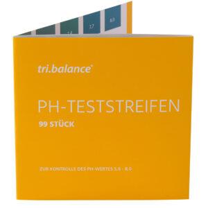 tribalance pH-Teststreifen 99 Stück
