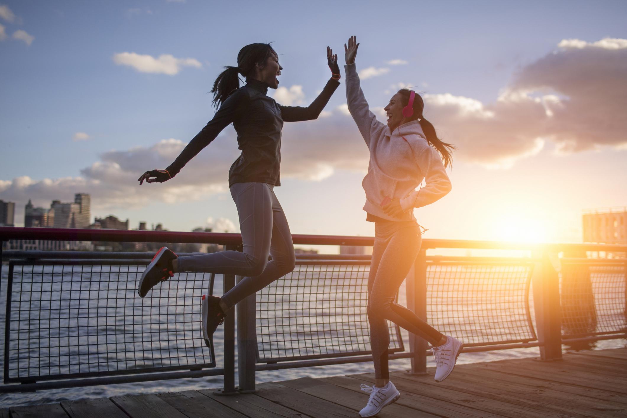 Sport, Bewegung, Motivation, Sportmotivation, basische Ernährung, tribalance, Frühling, schönes Wetter